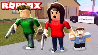 Download MY PARENTS ARE CRIMINALS IN ROBLOX?! Video