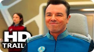 Download THE ORVILLE Official Trailer (2017) Star Trek Spoof, Seth MacFarlane Comedy Drama Series HD Video