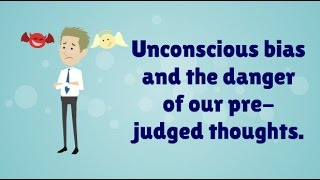Download Prejudice - Unconscious Bias and Pre-judgement Video