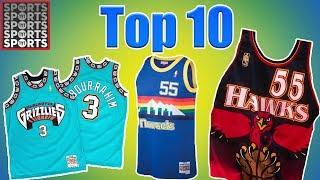 Download Top 10 NBA Throwback Uniforms Video