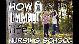 Download Life Of A Nursing Student: How I BALANCE IT ALL Video