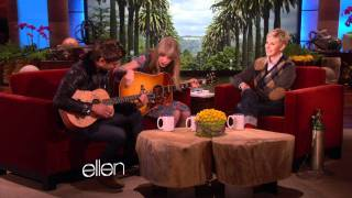 Download Taylor Swift and Zac Efron Sing a Duet! Video