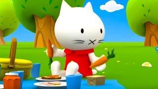Download Musti all episodes compilation (11-20) 😺 Cartoon for kids 😍 Kedoo ToonsTV Video