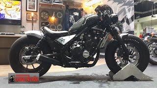 Download Rebel 500 ยอดจองถล่มทลาย uncommon edition ทะลุเป้า 200 คัน กระแสครูเซอร์กลับมา : motorcycle tv Video