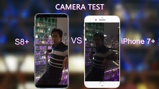 Download Galaxy S8 Plus VS iPhone 7 Plus Camera Test: 4K, Low Light, Portrait, Slow mo, Auto Focus! Video
