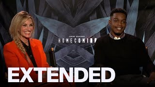 Download Julia Roberts And Stephan James On 'Homecoming' | EXTENDED Video