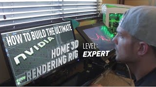 Download GeForce Garage – How To Build the Ultimate Home 3D Rendering Rig Video