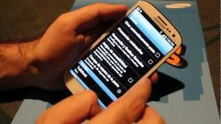 Download Samsung Galaxy S3 - Accesibilidad para Personas con Discapacidad Video