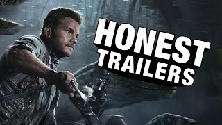 Download Honest Trailers - Jurassic World Video