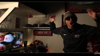 Download Georgia Wins Rose Bowl Fan Reaction Video