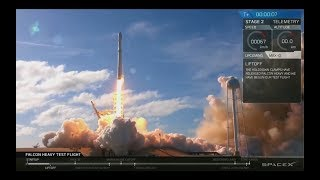 Download 🚀Запуск Falcon Heavy 2018 на орбиту Марса 06.02.18 Илон Маск Фалькон | SpaceX | 6 февраля Video