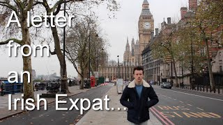 Download A Letter from an Irish Expat   Sean Burke Video