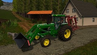 Download Farming in the hills of Slovenia! Farming Simulator 2017! (PC) #CarverStrong #TeamScrunt Video