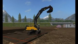 Download Construction Farming MODS!!! Farming Simulator 2017! Let's do this on the Buffalo Quarry!! Video