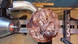 Download Woodturning Big Cherry Burl / Epoxy Video