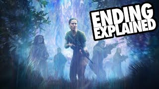 Download ANNIHILATION (2018) Ending Explained + Anaylsis Video