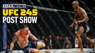Download UFC 245 Post-Fight Show - MMA Fighting Video