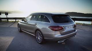 Download The new C-Class Saloon and Estate Teaser | Mercedes-Benz Cars UK Video