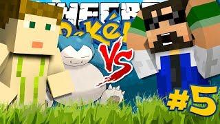 Download Minecraft: POKEMON!! #5 - HALLOWEEN EGG CHALLENGE!! Video