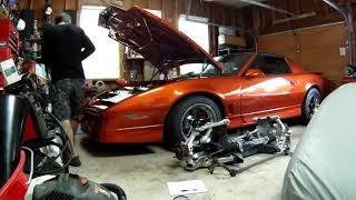 Download WHAT!? C4 corvette front suspension swap in a 3rd gen firebird Video
