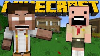 Download When Herobrine and Notch were Kids - Minecraft Video