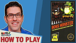 Download Boss Monster - How To Play Video