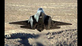 Download F-35 Lightning - Death Valley (4k) Video