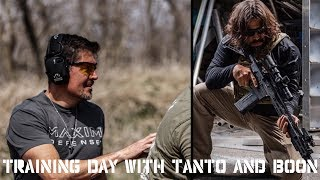 Download Training With Benghazi War Heroes Tanto and Boon Video