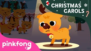 Download The Red Nosed Reindeer Rudolph | Christmas Carols | Pinkfong Songs for Children Video