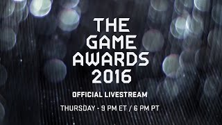 Download The Game Awards 2016 - Watch The Full Show in 4K Video