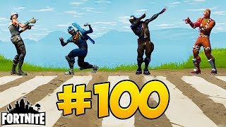 Download Fortnite Funny Fails and WTF Moments! - #EPISODE 100 SPECIAL (Daily Moments) Video