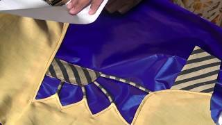 Download How to make saree blouse back fashion part 1 Video
