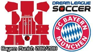 Download แจกชุดนักเตะ!! บาเยิร์น มิวนิก ทั้งทีม!!   Dream League Soccer Kit 2017 Video