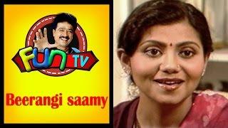Download Beerangi Saamy   Tamil Comedy Drama   S. Vee. Shekher   SVS Fun TV Video