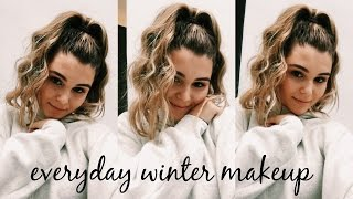 Download EVERYDAY WINTER MAKEUP ROUTINE | OLIVIA JADE Video