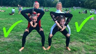 Download EXTREME Yoga Challenge with Elliana & Lilliana from DANCEMOMS!!! Video