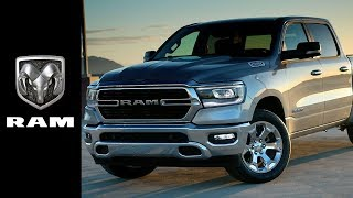 Download 2019 Ram 1500 Big Horn   Product Features Video