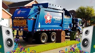 Download Garbage Truck Song for Kids - Garbage Truck Videos for Children Video