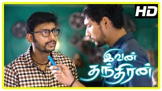 Download Ivan Thanthiran Movie Scenes | Shraddha reveal she knows the truth about Gautham | RJ Balaji Video
