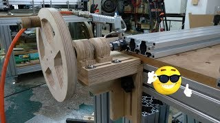 Download how to make a hand tapping machine (horizontal Tapping jig) Video