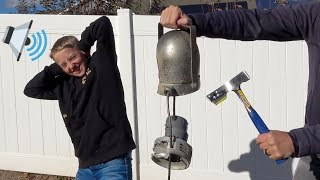 Download What's inside an Air Raid Siren? Video