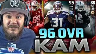 Download 96 OVERALL!! KAM CHANCELLOR WE GOT HIM!! NEW LEGENDS - MADDEN 17 ULTIMATE TEAM PACK OPENING Video