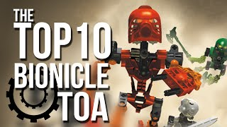 Download The Top 10 BIONICLE Toa Video