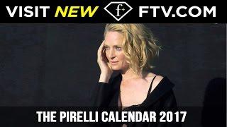 Download The Making of the Pirelli Calendar 2017   FTV Video