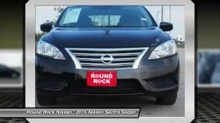 Download 2015 Nissan Sentra Round Rock TX FY272507 Video