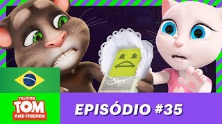 Download Papai Ben - Talking Tom and Friends (Temporada 1 Episódio 35) Video