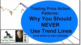 Download Trading Price Action Patterns - Trend Lines Don't Work Video
