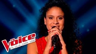 Download The Voice 2015│Cerise Calixte - Liberée delivrée (BO Reine des neiges)│Blind Audition Video