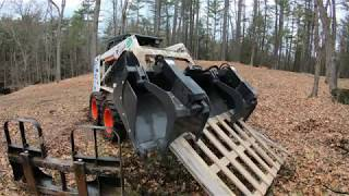 Download Buying a skid steer demo bucket Video
