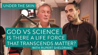 Download Science Vs God - Is There A Life Force That Transcends Matter? | Under The Skin with Russell Brand Video